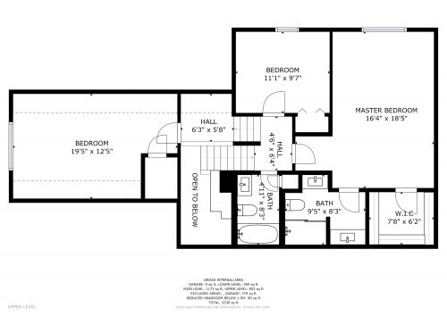 9126 GOLDEN BALL FLOOR PLAN 02 UPPER
