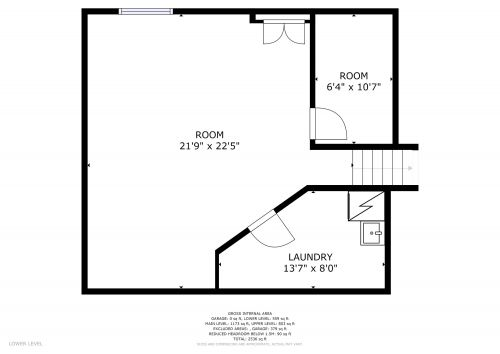 9126 GOLDEN BALL FLOOR PLAN 03 BASEMENT
